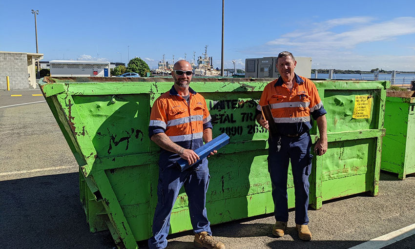 Port of Brisbane raises more than $30,000 for Friends with Dignity