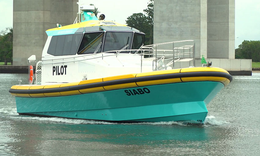 Poseidon stays local with pilot vessel order