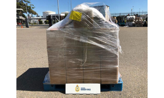 Two – including airline freight worker – charged for drug smuggling