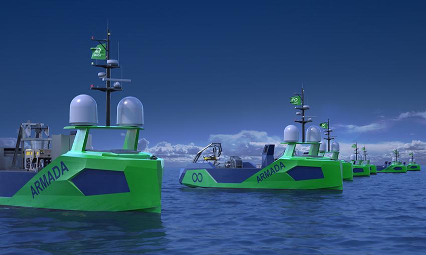 Software selected for un-crewed fleet