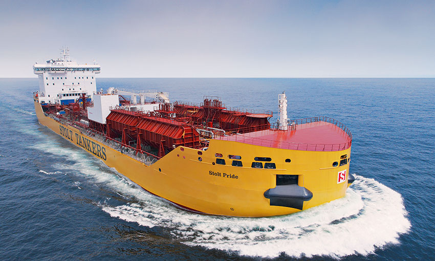 Stolt Tankers partners with Tufton Investments