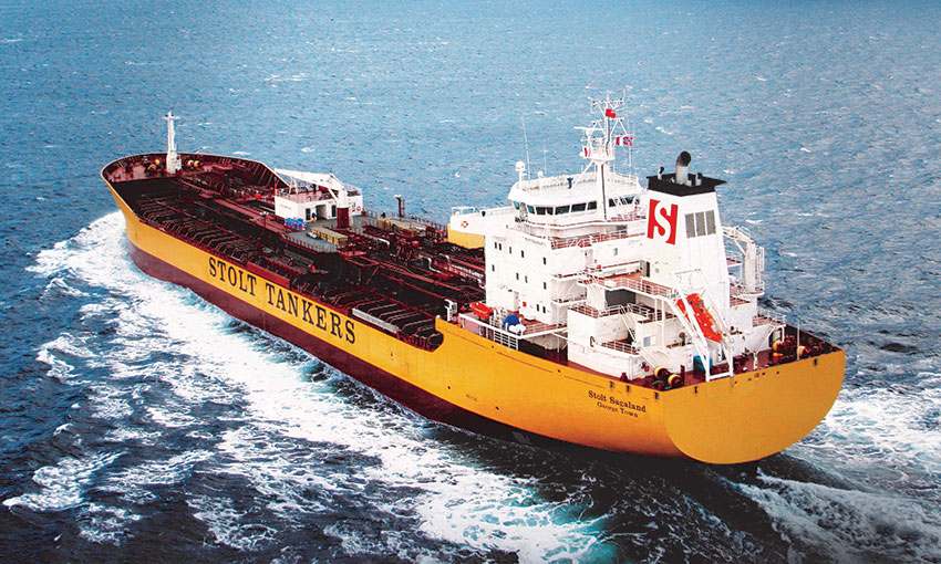 Stolt Tankers completes biofuel trial