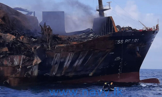 X-Press Pearl fire highlights duty of care required in shipping hazardous cargoes
