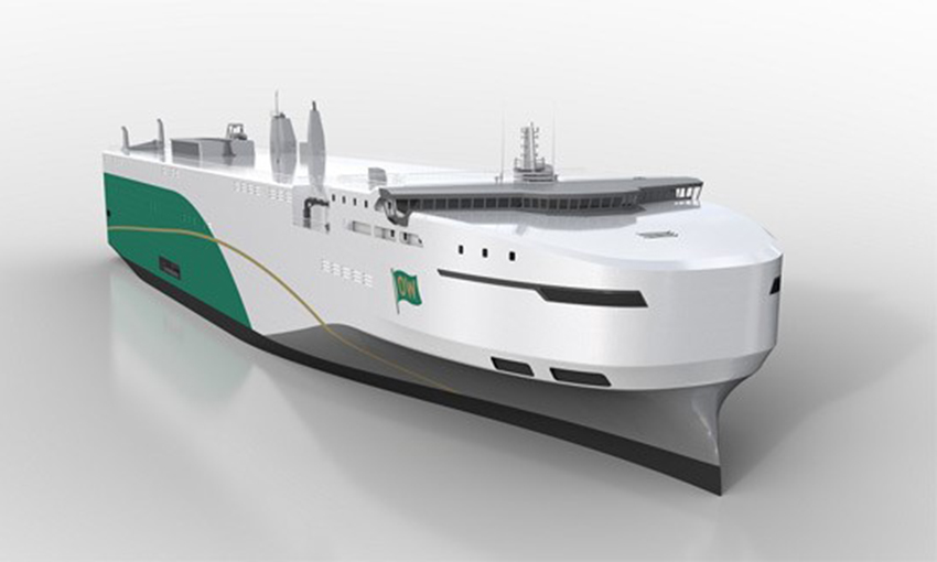 Wallenius signs deal for six low-emission car carriers