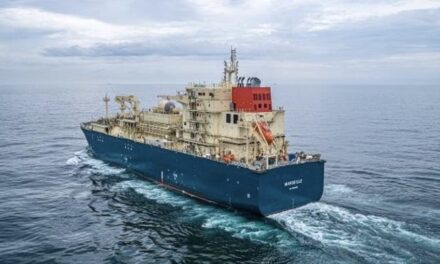 First LNG bunker vessel in France moves to closer to operation