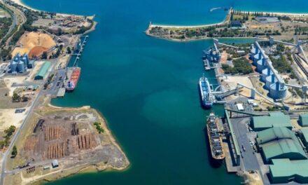 Southern Ports celebrates new trade record