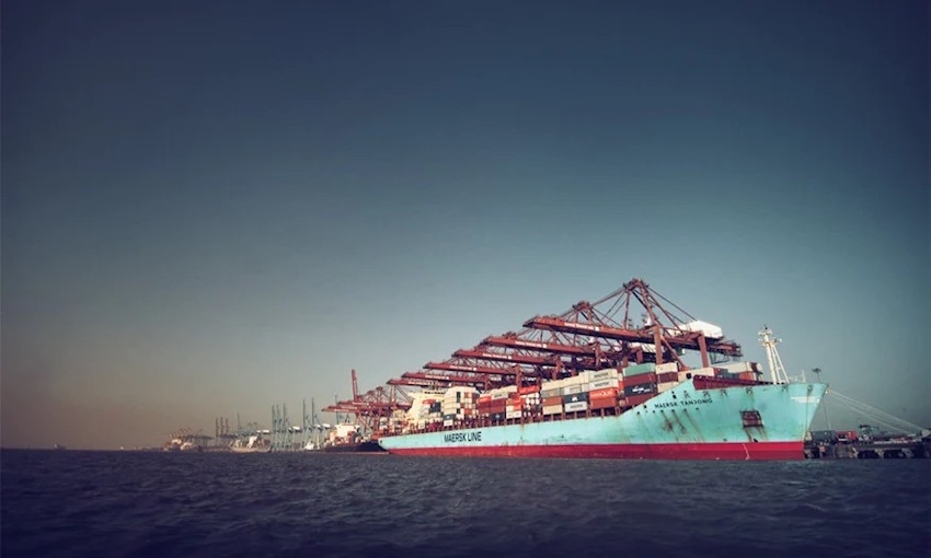 Maersk to re-design its ocean network in West and Central Asia