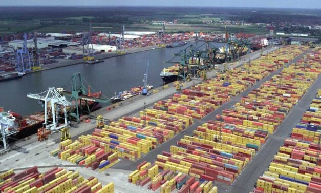 Belgium employs roving vaccination teams for seafarers
