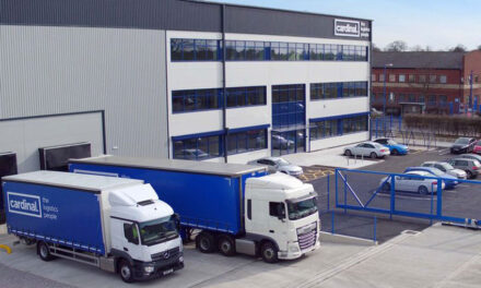 Cardinal Global Logistics invests in local Seabridge