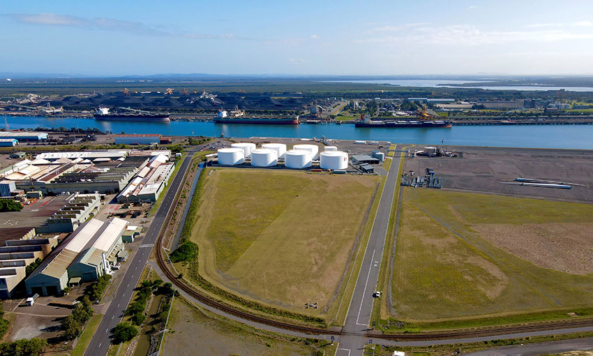 Ports to play important role in $260-million fuel security program