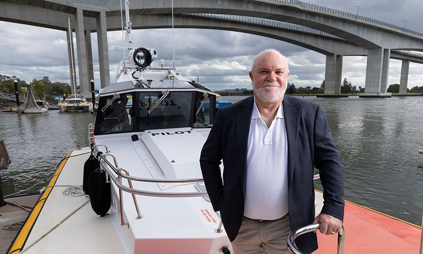 General manager for Poseidon Sea Pilots announced