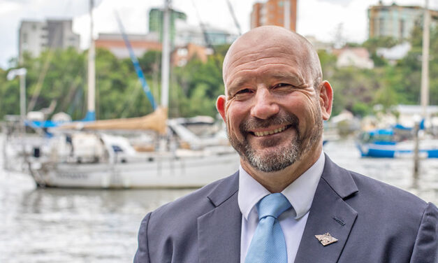 ATSB's new chief commissioner will be first with a maritime background