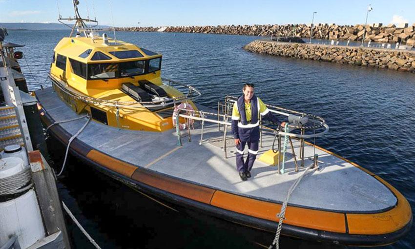 New maritime training program in Newcastle for Indigenous women