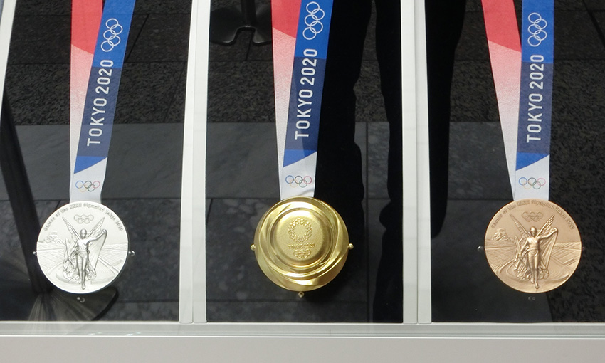 Don't worry – those Olympic medals aren't subject to import duty
