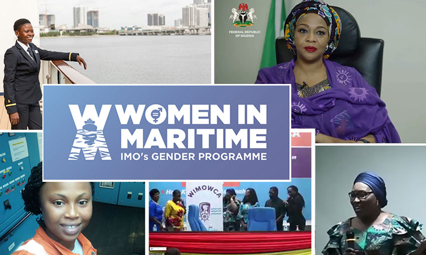 New Women in Maritime association holds inaugural event