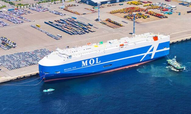 MOL signs on for ammonia fuelled engine