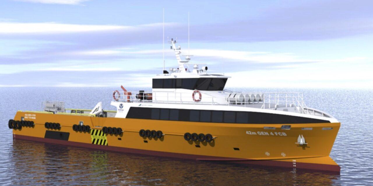 Strategic Marine announces new fast crew boat design