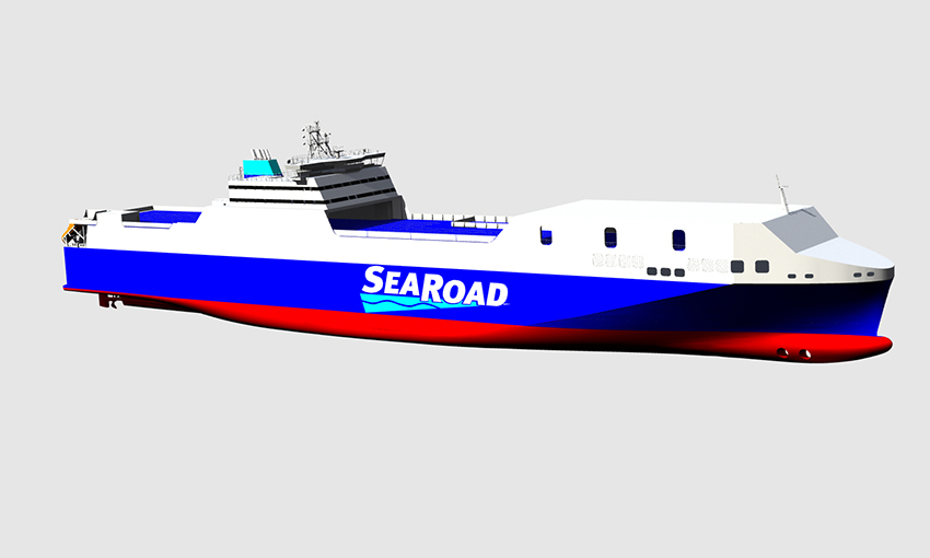 SeaRoad signs contract for new $162-million vessel