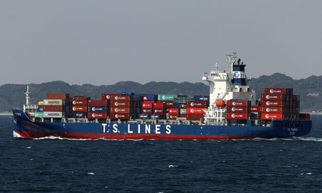 T.S. Lines launches dedicated service between China and NZ