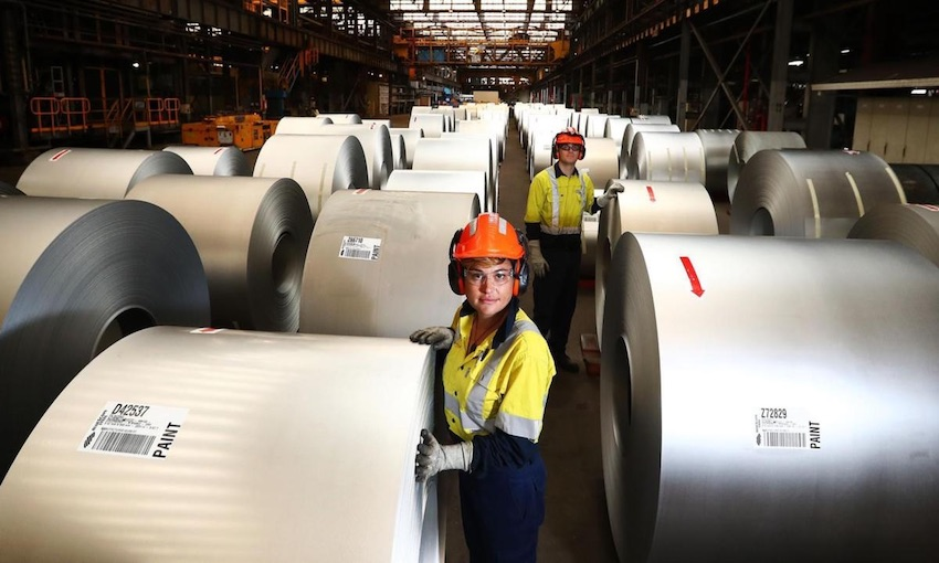 BlueScope commits to mental wellbeing cause