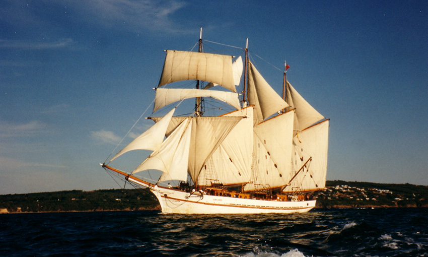 Alma Doepel to return to the water