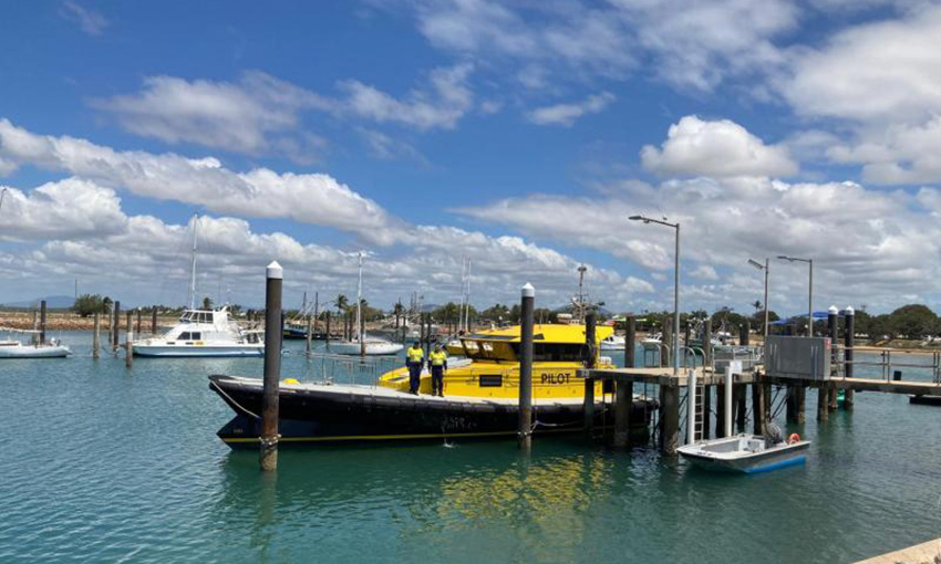 Engage Marine awarded pilot transfer services contract