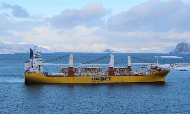 AAD to deploy three ships for Antarctic shipping season