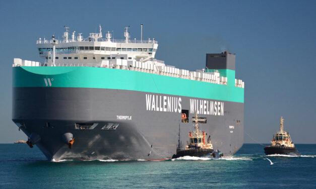 Wallenius Wilhelmsen resumes normal services in Freo